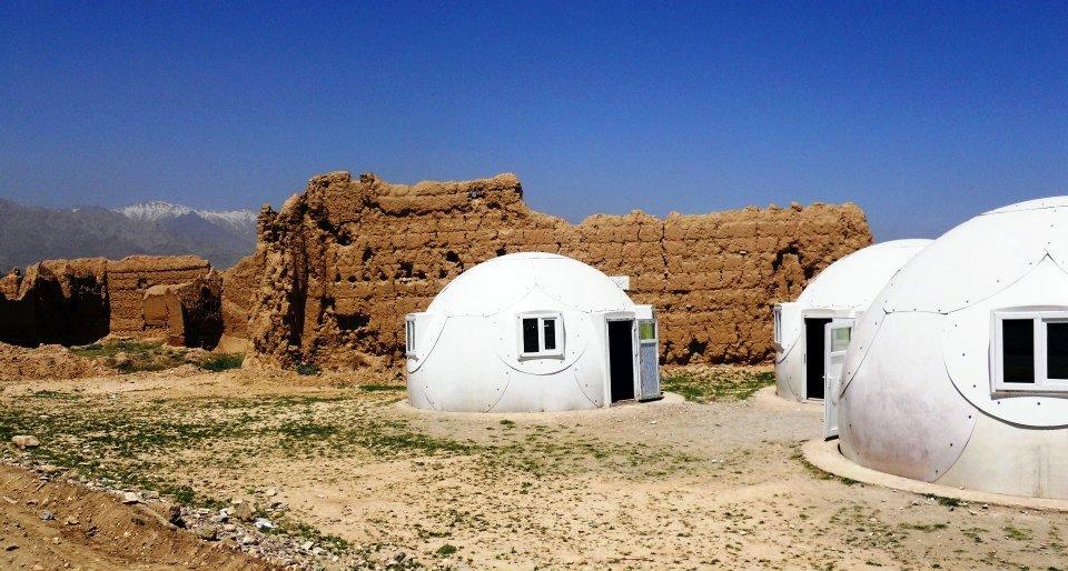 Desert Multi Domes