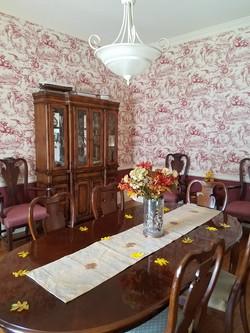 dining room- prm