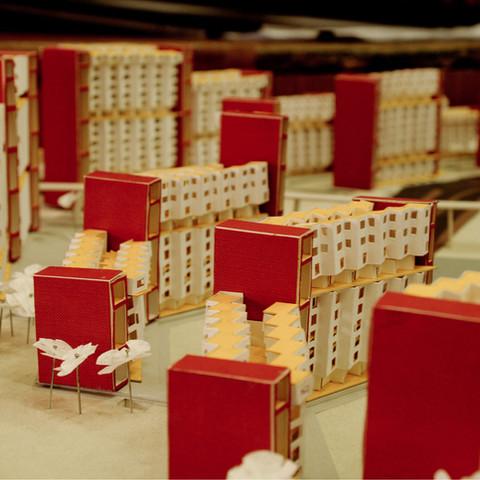 Design Proposal for Socially Inclusive Housing in Delhi