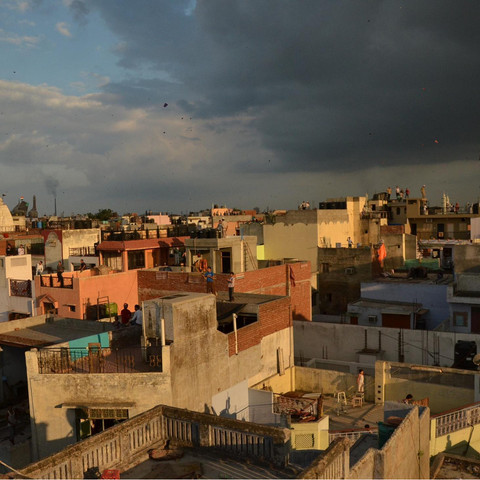 Research on Complex Adaptive Systems in Old Delhi