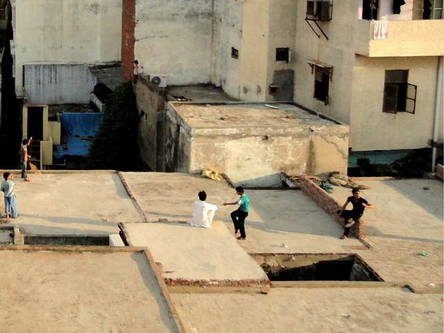 Contemporary Experiential Narratives- Delhi Dallying