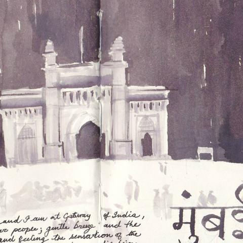 Travel Diaries from Mumbai