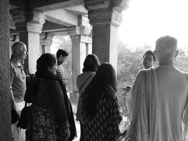 Curating the Delhi Walk Festival