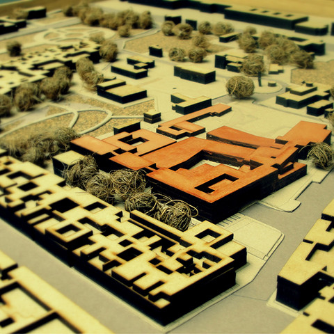 Undergraduate Design Thesis Proposal for Heritage Resource Center