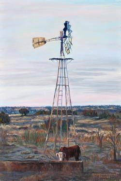 Twilight on the Mesa