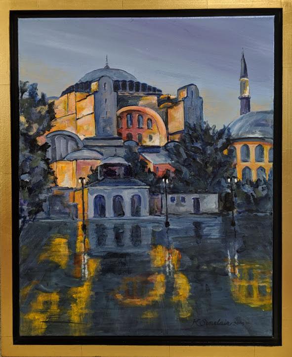 Hagia Sophia, Istanbul (1)