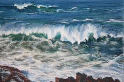 Mendocino Wave