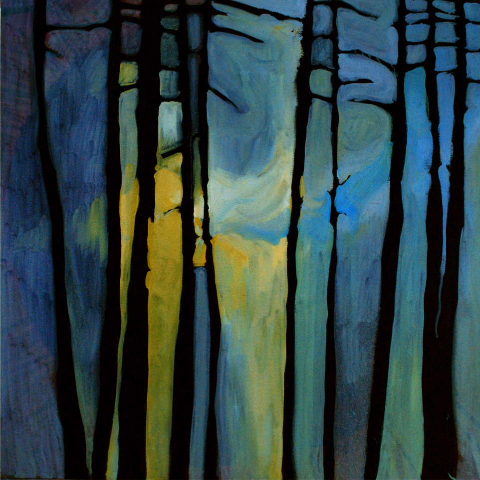 Forest Series, Night