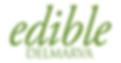 Edible DelMarVa Green Logo.png