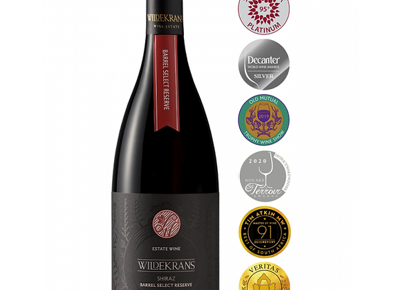 Wildekrans Shiraz Barrel Select 750 ml
