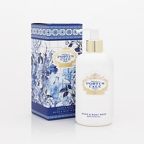Portus Cale Gold & Blue Body Wash