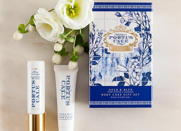 Portus Cale Gold & Blue Hand Cream