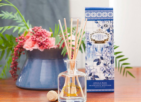 Portus Cale Gold & Blue Fragance Difuser