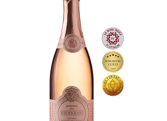 Wildekrans Pinotage MCC Brut Rose 750 ml