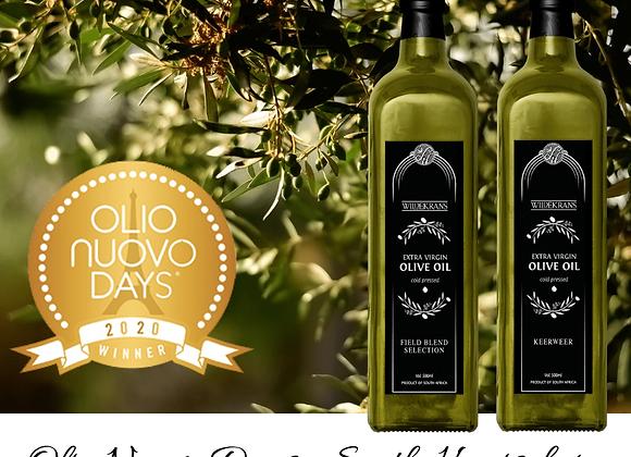 Wildekrans Keerweer Cold Extracted Extra Virgin Olive Oil 500ml