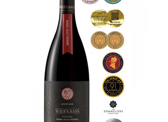 Wildekrans Pinotage Barrel Select 750 ml
