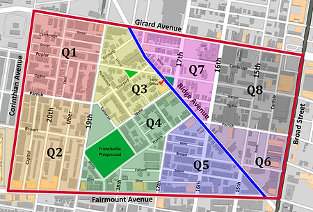 Francisville Clean Green Quadrant Map.pn