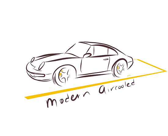 modern, aircooled, logo, porsche, servicing, maintenance, repair,