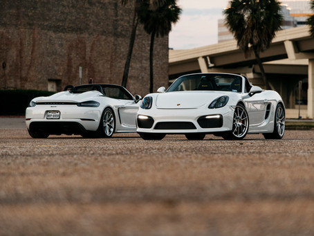 Along Came Two Spyders
