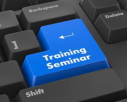43756868-tekst-training-seminar-knop-3d-