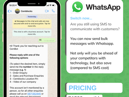 WhatsApp Business Integration Solution to reach millions...