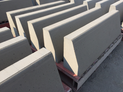 Figure 8B Kerb - From Production Plant