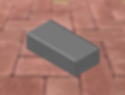 Bevel Paving - RED 25MPA
