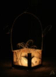 зернодерево фонарик ручная работа