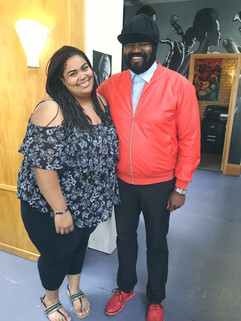 Céline Peterson & Gregory Porter (2017)