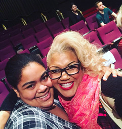 Céline & Measha Brueggergosman at Music Monday, 2017