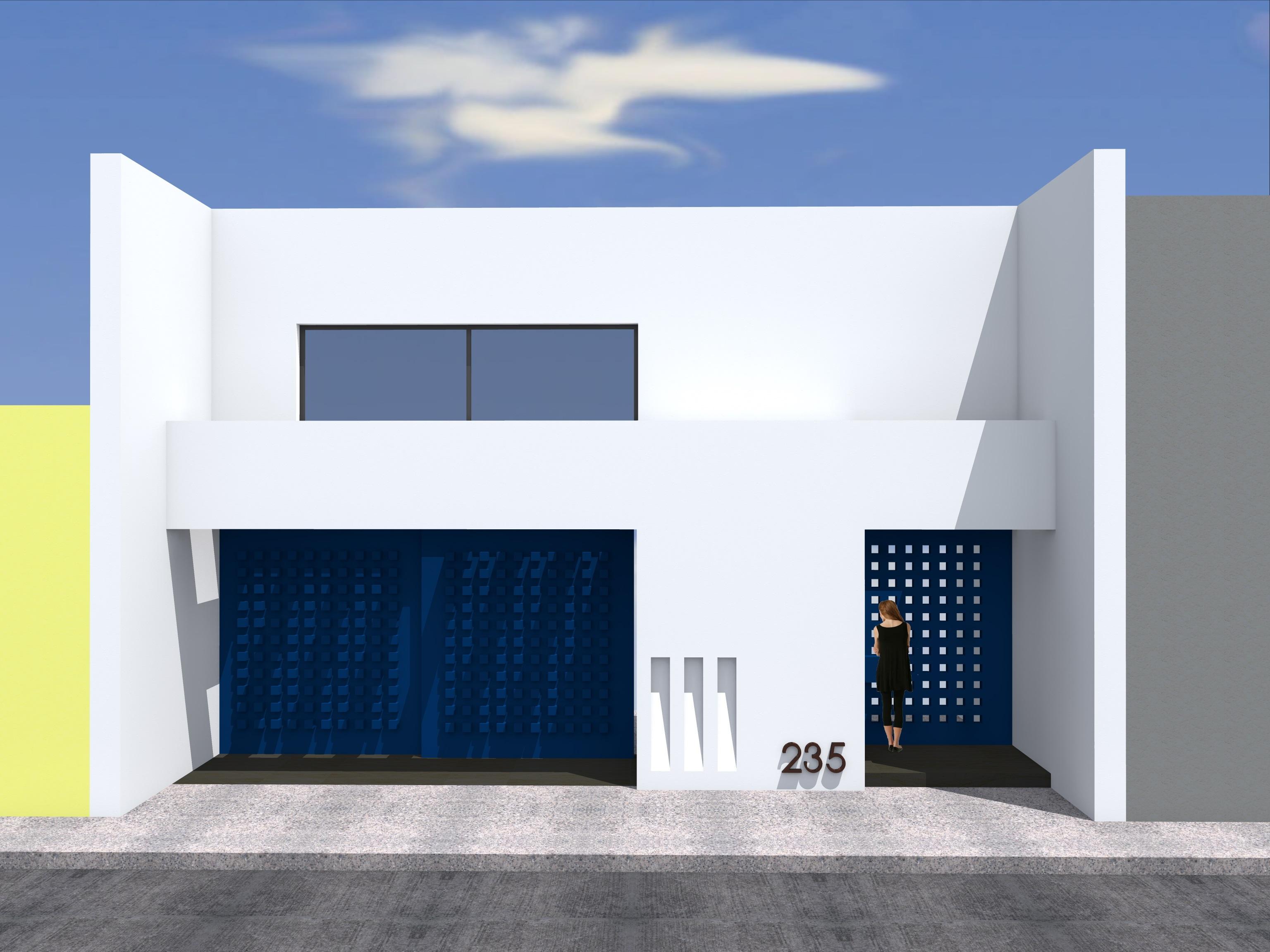 Anteproyecto Casa FJA