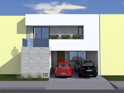 Anteproyecto B - Casa Cimazul