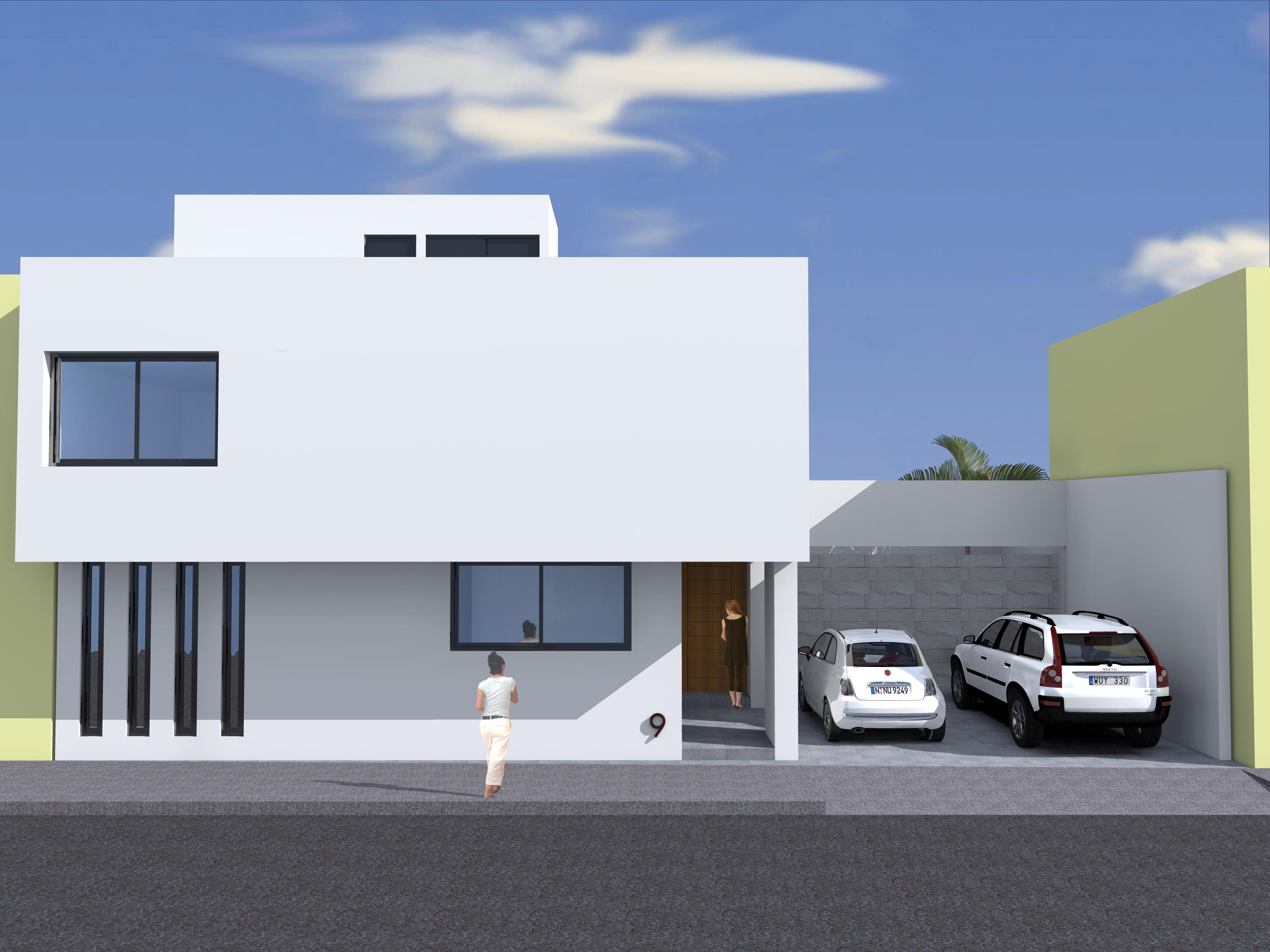 Anteproyecto C - Casa Cimazul