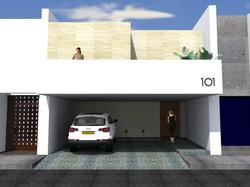 Anteproyecto Casa CA