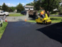 Rolling process of paving job