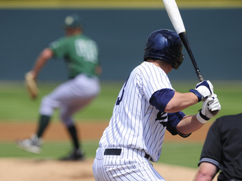 Never let the fear of striking out get in your way—Babe Ruth