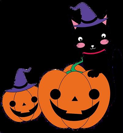 Cat and Pumpkins TB.png