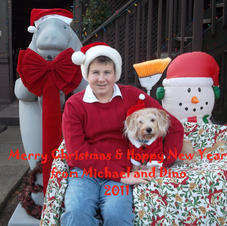 The 2011 Christmas Card Picture