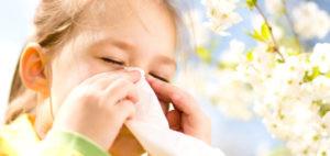Spring Into Allergy Season