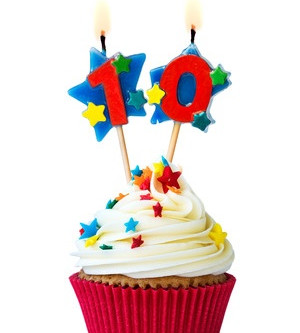 Contest is over – It's Our Birthday!!