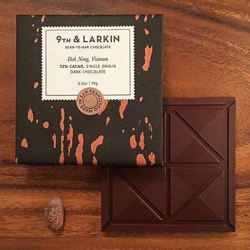Dak Nong, VIETNAM, 72% Cacao