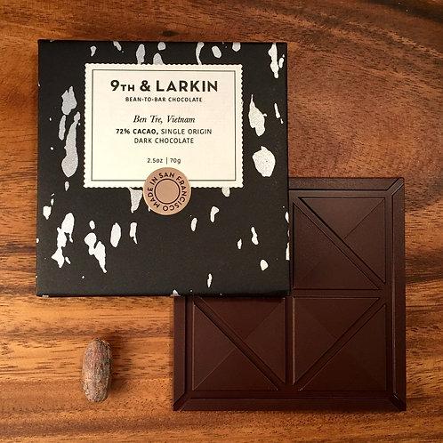 Ben Tre, VIETNAM, 72% Cacao
