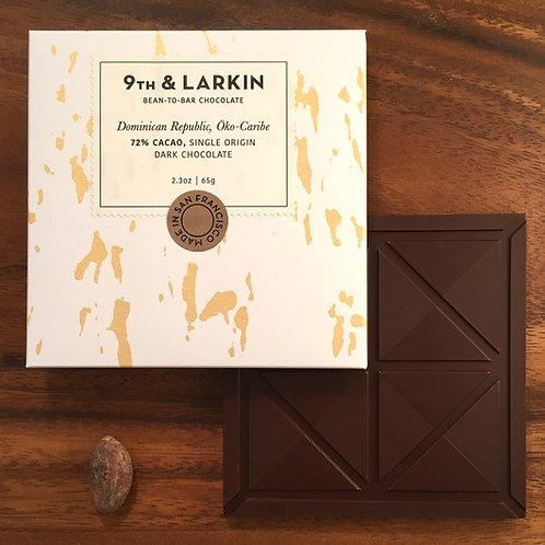 Öko-Caribe, DOMINICAN REPUBLIC, 72% Cacao