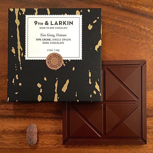 Tien Giang, VIETNAM, 70% Cacao