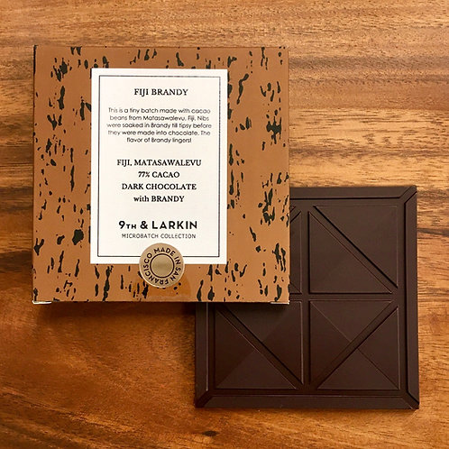 FIJI Brandy, 77% cacao