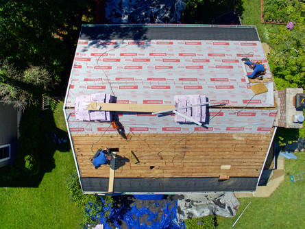 Replacing Your Shingle Roof In Maryland: A Complete Guide
