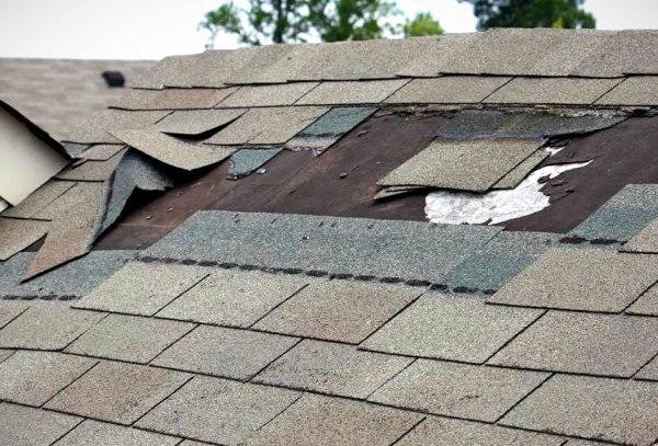 Roof Wind Damage in Maryland