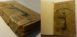 Restauration et reliure d'un livre