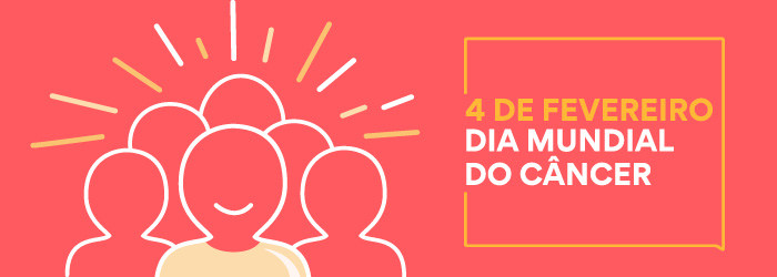 Banner campanha Dia Mundial do Câncer