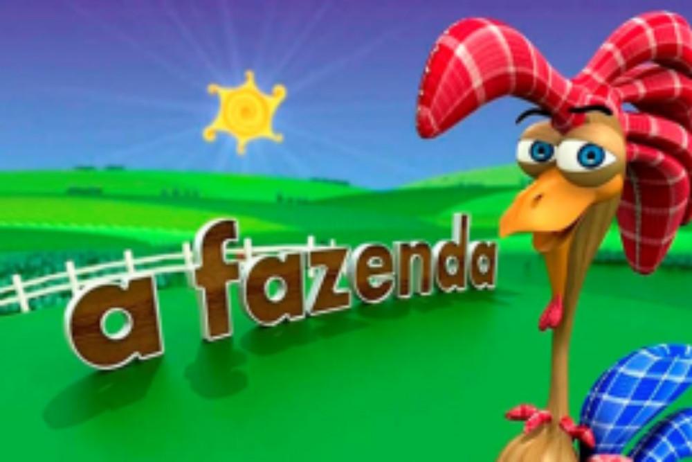 Imagem do reality show A Fazenda